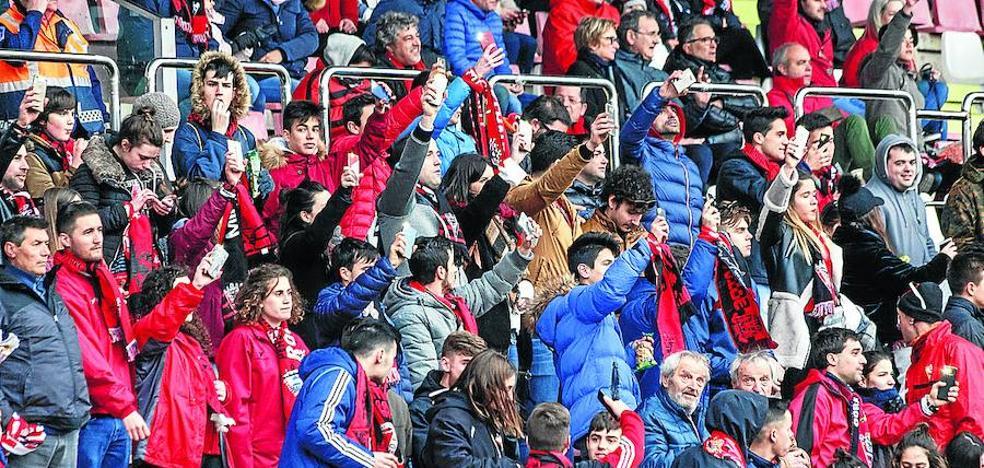 El club dispone desde hoy de 500 entradas para los hinchas que se desplazarán a Zubieta