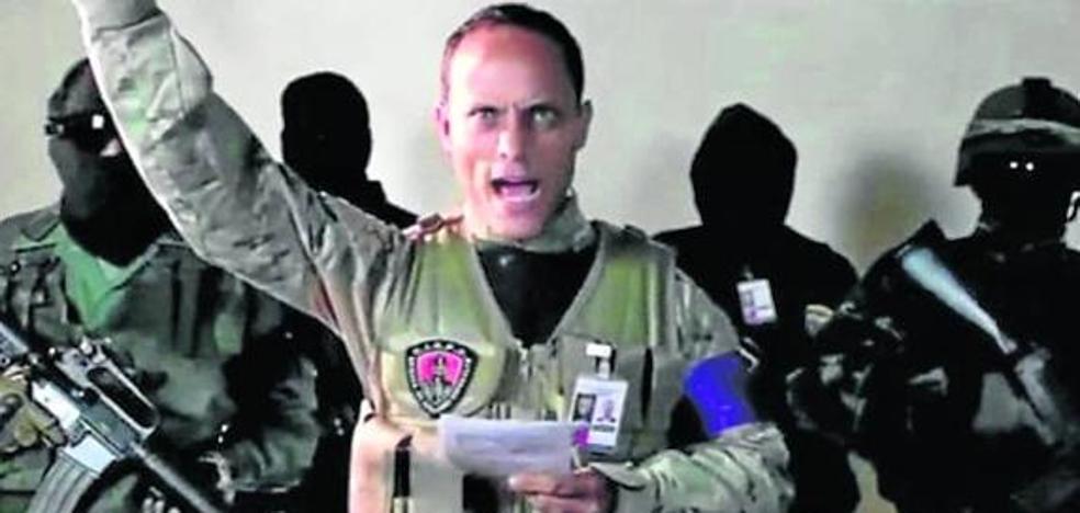 Entre Rambo y Supermán, así es el piloto del helicóptero que atacó el Supremo de Venezuela
