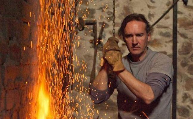 Ferrería El Pobal: la rueda que dio forma al hierro