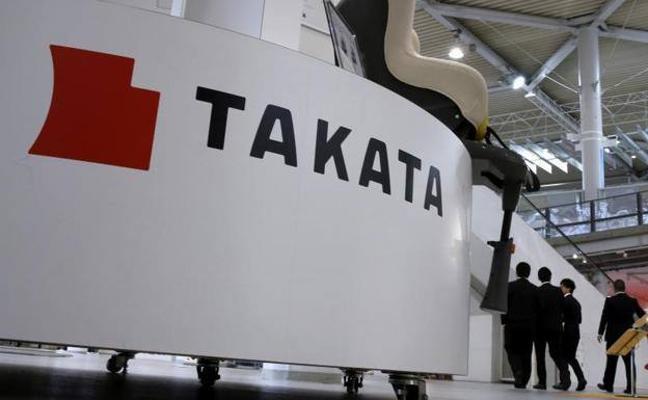 El fabricante nipón de airbags Takata se declara en bancarrota