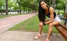 Elena Loyo, la atleta elegante
