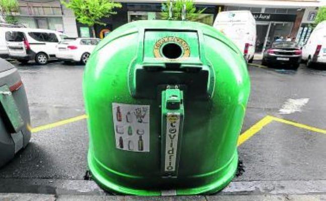 Getxo invita a 219 hosteleros a sumarse a su cruzada por el reciclaje