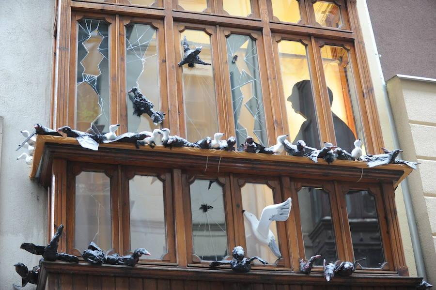 Los mejores balcones del III Concurso de Decoración de Balcones y Miradores del Casco Viejo de Bilbao