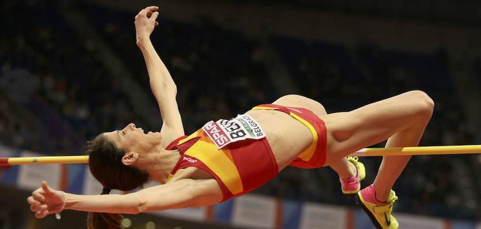 Beitia, entre los cinco españoles que competirán en la Diamond League de Londres