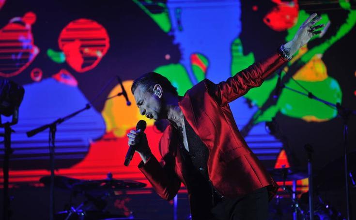 Depeche Mode en el BBK Live 2017