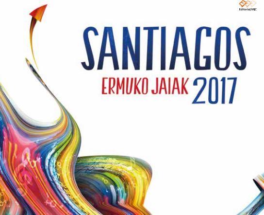 Programa de fiestas de Santiago en Ermua