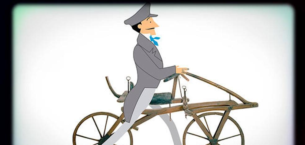 La bicicleta: 200 años de avances