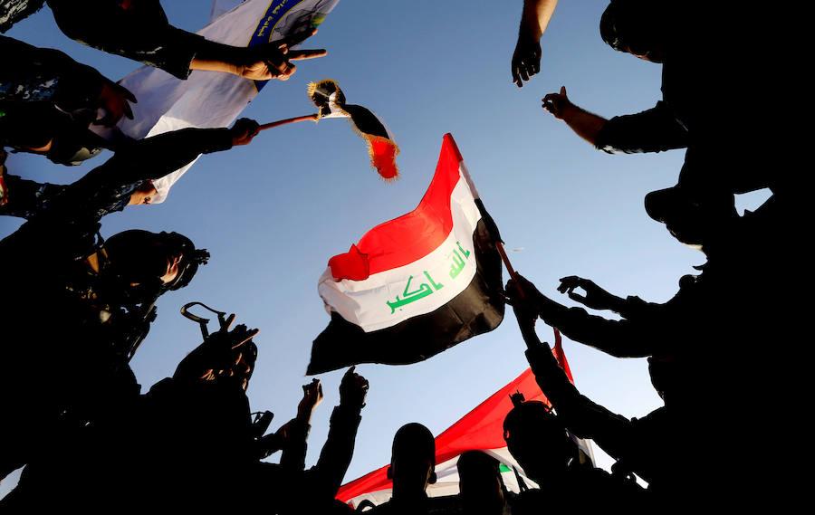 Mosul, una ciudad devastada por la guerra
