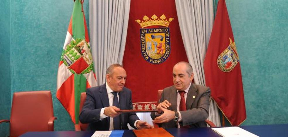 La Diputación y el Gobierno vasco invierten 74 millones hasta 2027 para solucionar el problema del saneamiento en Álava
