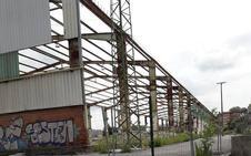 El Ayuntamiento de Zaratamo inicia la regeneración de Outokumpu