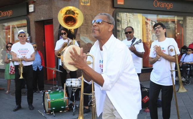 El jazz inunda ya las calles de Vitoria