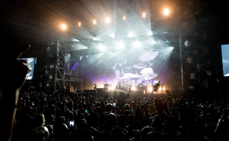 Los Killers triunfaron en el BBK Live 2017