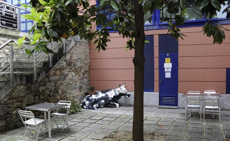 En la trastienda de Bilbao