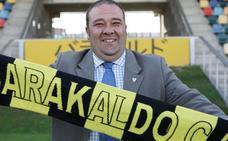 El expresidente del Barakaldo Miguel Acero, condenado a 24 meses de cárcel por apropiación indebida