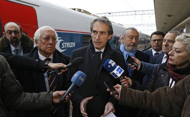 Los gobiernos central y vasco sellan hoy el pacto sobre la Variante Sur Ferroviaria