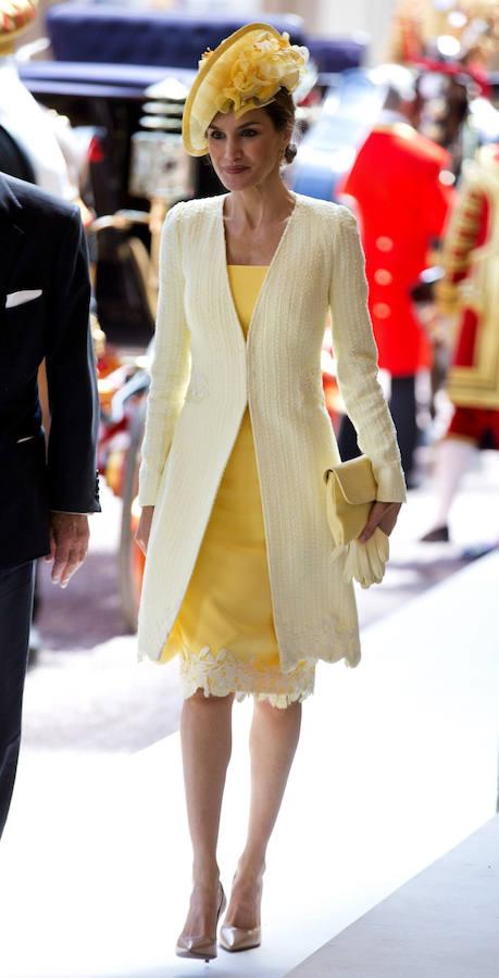 Las mejores imágenes de la Reina Letizia