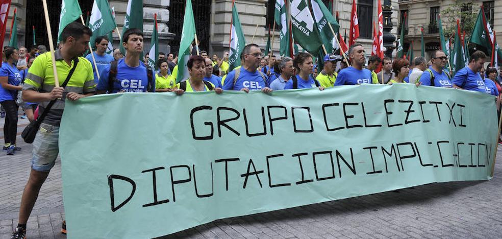 Los trabajadores de CEL piden «un grupo inversor fuerte» para salvar la papelera