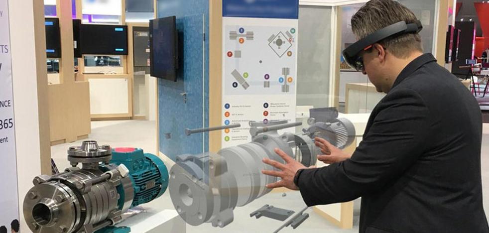 COSMO CONSULT – INIKER recibe de nuevo el Premio a la Innovación en Industria 4.0