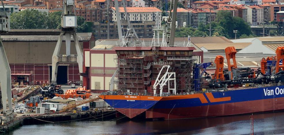 Del Dago retoma las negociaciones para inyectar capital en La Naval de Sestao