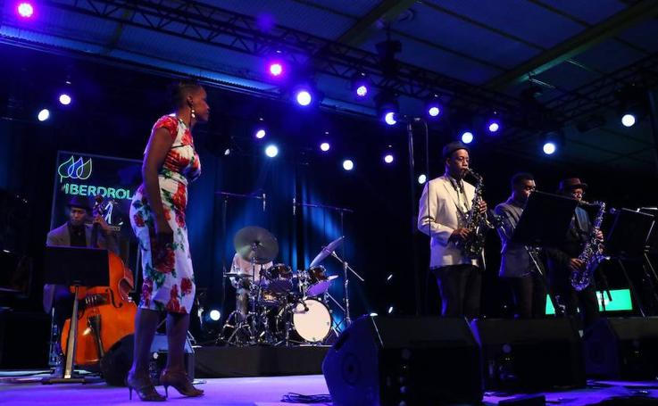 Concierto de TS Monk III en el Festival de Jazz de Vitoria 2017