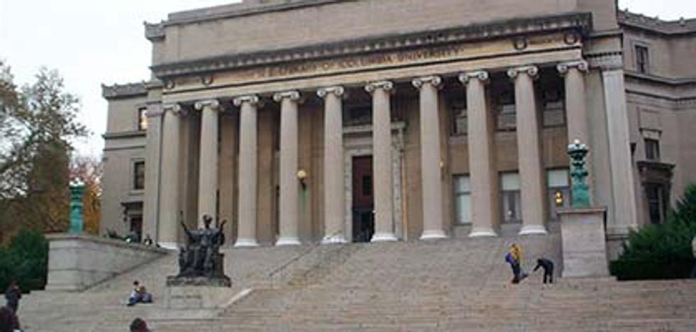 EHUko ikertzaileek egonaldiak egin ahal izango dituzte Columbiako Unibertsitatean