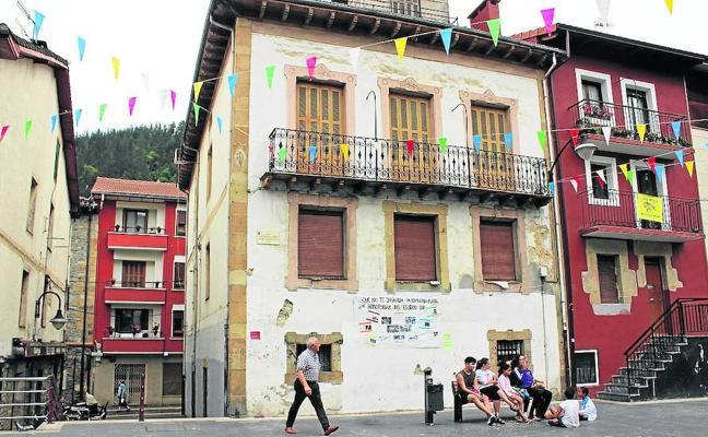 El Ayuntamiento de Ermua debatirá en breve la opción de compra de Erleta Etxea