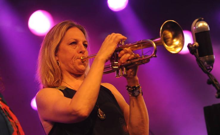 Woman to Woman en el Festival de Jazz de Vitoria 2017