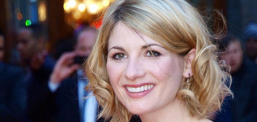 Jodie Whittaker será la primera doctora Who