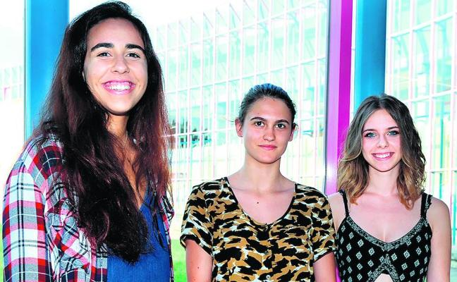 Estudiantes brillantes sin miedo al futuro laboral