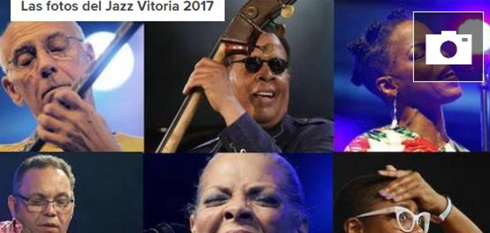 La mirada más personal al Festival de Jazz de Vitoria
