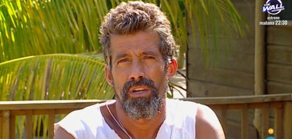 José Luis, finalista de 'Supervivientes', es vizcaíno y no lo sabías