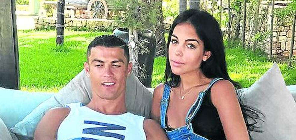 Cristiano Ronaldo 'cristianiza' Occidente: Georgina y él esperan un hijo