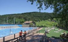 Los robos en las piscinas de Galdakao desatan la alarma entre los usuarios