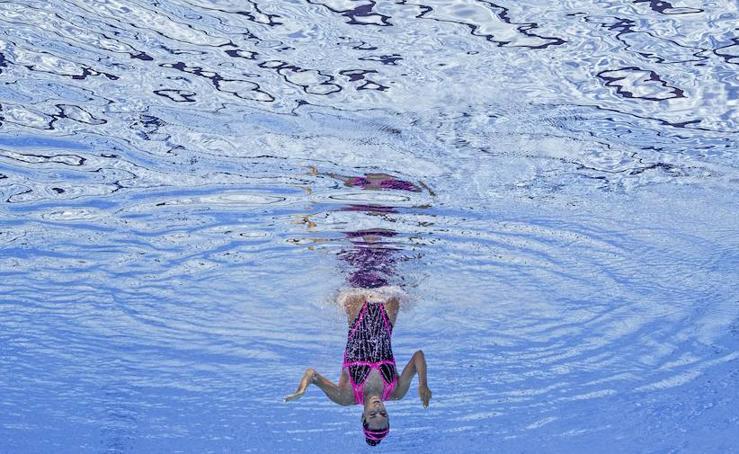 Ona Carbonell, plata en el libre solo del Mundial de Budapest