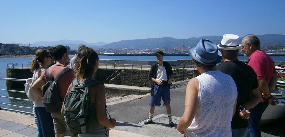 De teatro al Puerto Viejo