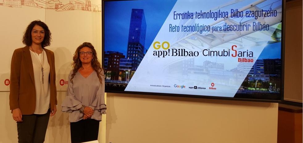 Bilbao y Google lanzan un concurso para impulsar el turismo en la villa