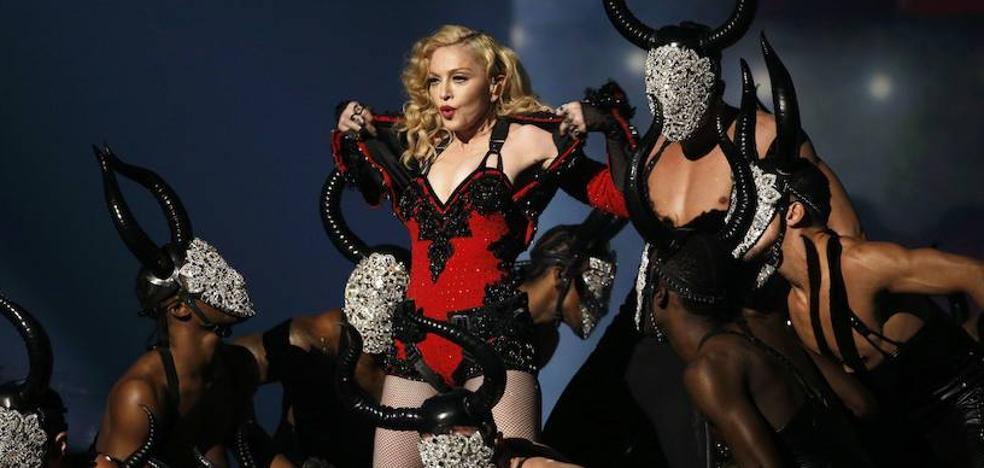 Madonna frena su subasta más íntima