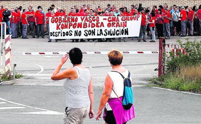 Fagor CNA propone reforzar la planta de Basauri, cerrar la de Mondragón y recortar el empleo un 62%