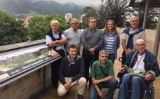 Un nuevo mirador en Clara Campoamor pone en valor los montes baracaldeses