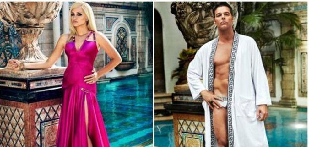 Penélope Cruz revoluciona las redes con una sugerente foto de Ricky Martin