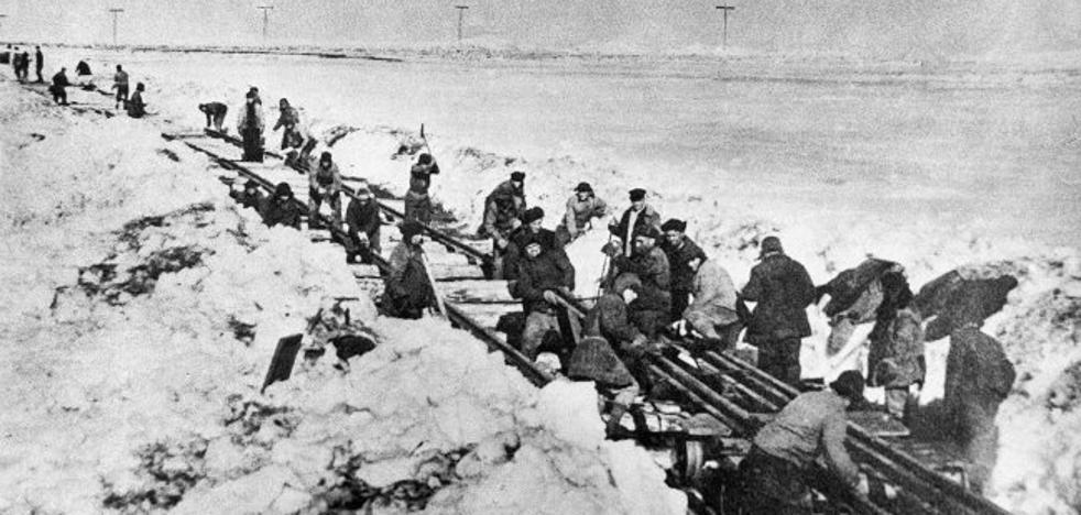 El tren de la muerte de Stalin