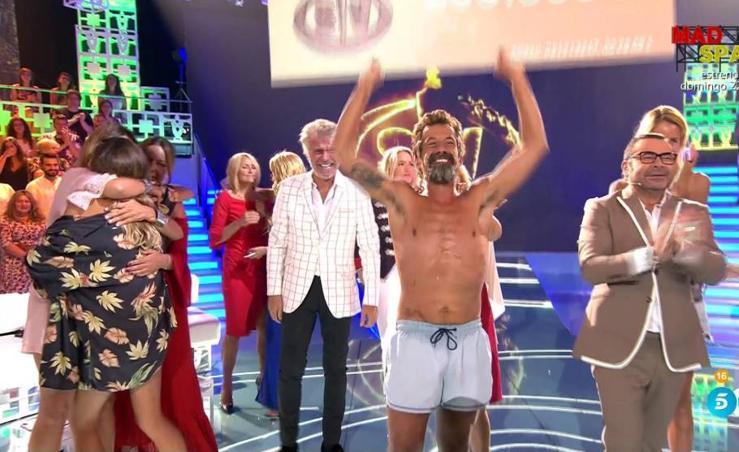 El gran cambio físico de José Luis, ganador de 'Supervivientes 2017'