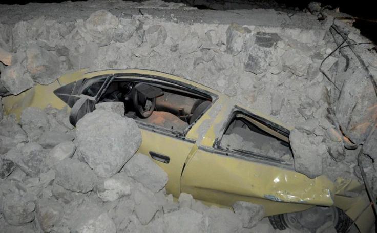 Un terremoto entierra la isla griega de Kos