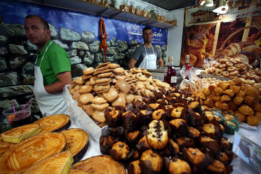 Fiesta gallega en Portugalete