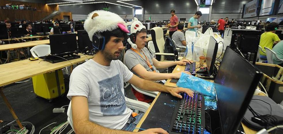 Arranca en el BEC la Euskal Encounter, la 'party' de los aficionados de la informática