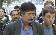 Dirigentes de Sortu visitan a Rafa Díez en prisión, a menos de un mes de su puesta en libertad