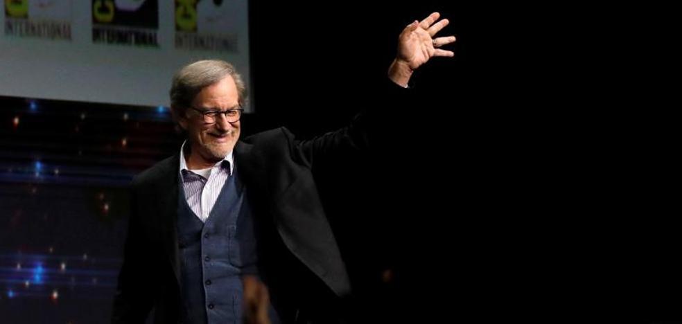 Spielberg desvela el tráiler de 'Ready Player One'