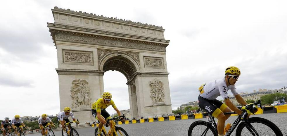 Eurosport emitirá el Tour hasta 2023