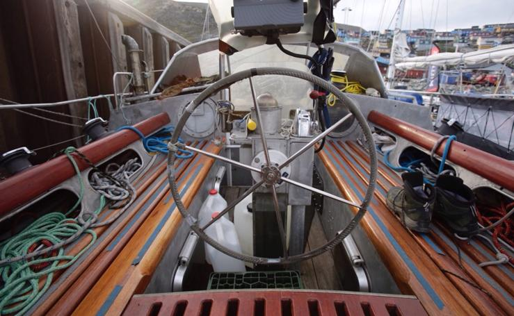Así es el Northabout, el barco en el que La Exploradora busca el paralelo 82