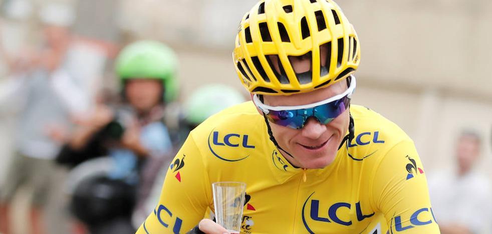 Froome: «Voy a por La Vuelta»